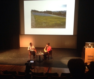 Rebecca Chesney in conversation with Rosemary Shirley
